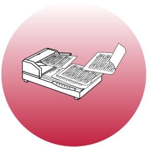 Услуги сканирования документов