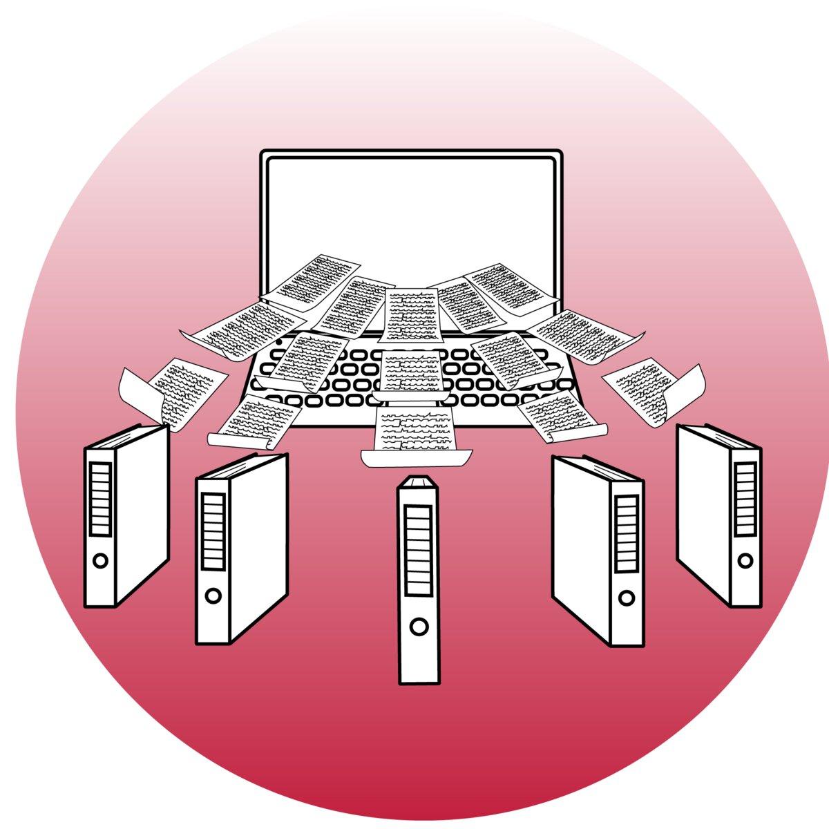 Электронный архив картинки для презентации